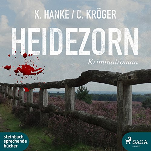 Heidezorn audiobook cover art