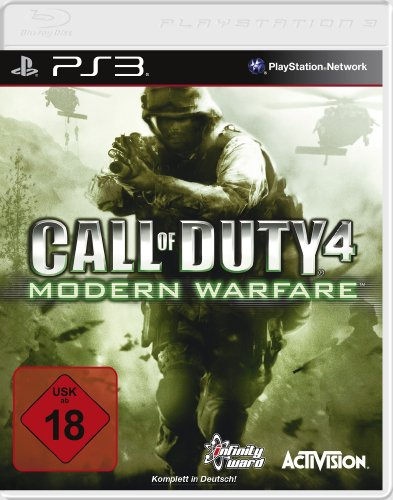 Preisvergleich Produktbild Call of Duty 4 - Modern Warfare [Software Pyramide] - [PlayStation 3]