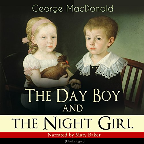 The Day Boy and the Night Girl audiobook cover art