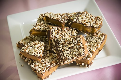 Aunt Mae's Sweet Tooth English Toffee 8 oz. Box (Click here to find the other flavors) (Milk Chocolate)