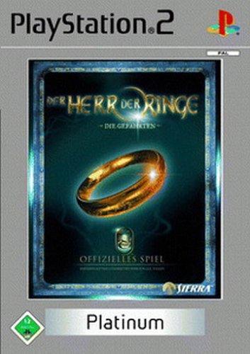 Der Herr der Ringe: Die Gefährten [Platinum]