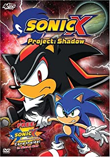 Sonic X - Project Shadow v.8