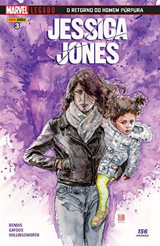 Jessica Jones v. 3: o retorno do homem púrpura