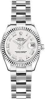 Lady-Datejust 26 179174 White Dial Oyster Bracelet Women's Watch (ref. 179174)