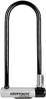 Kryptonite Kryptolok Series 2 LS Bicycle U-Lock with with FlexFrame Bracket (4-Inch x 11.5-inch)