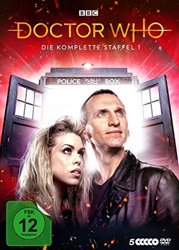 Doctor Who - Die komplette Staffel 1 [5 DVDs]