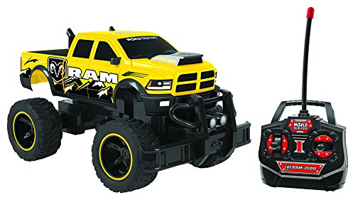World Tech Toys 337851: 14RAM 2500Power Wagon Electrique Fernsteuerung LKW