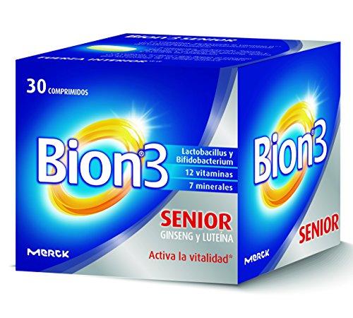 Merck Bion3 Senior 30 tabletten, 1 stuk (1 x 1 stuks)