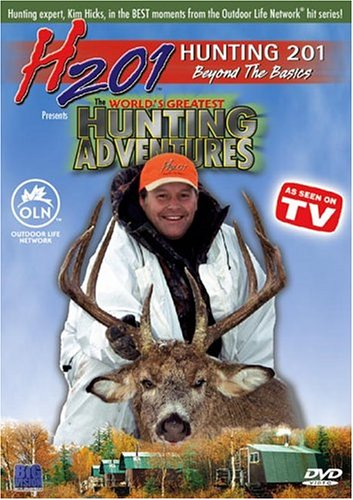 H201: World's Greatest Hunting Adventures [Reino Unido] [DVD]