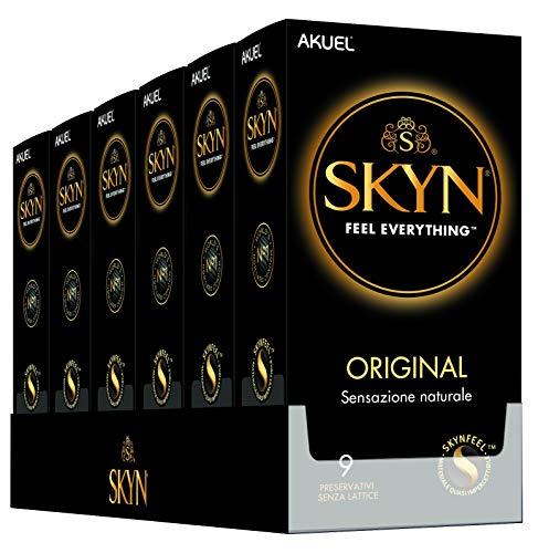 SKYN Preservativi - Pacco da 54 preservativi