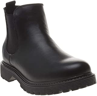 JANE KLAIN 54393 Womens Boots Black