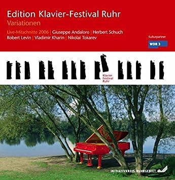 Variations (Edition Ruhr Piano Festival, Vol. 14)