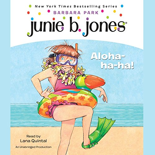 Junie B., First Grader audiobook cover art
