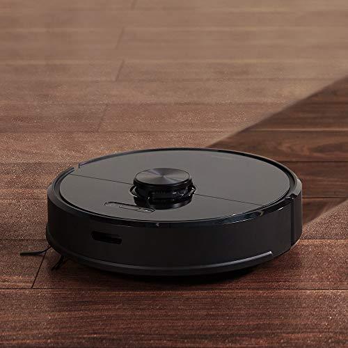 Roborock S5 Robotic Vacuum and Mop Cleaner, White