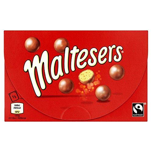 Maltesers Box -Schokoladen Box - 4-er Pack