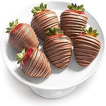 6 Magical Milk Chocolate Covered Strawberries