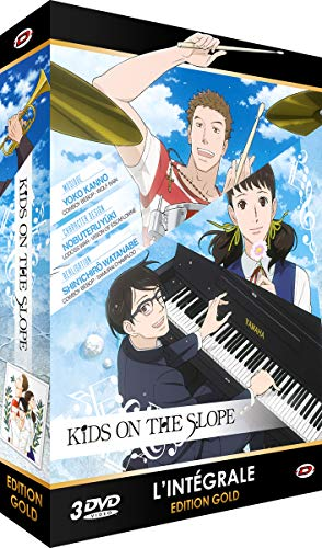 Kids on The Slope-Intégrale (3 DVD + Livret) [Édition Gold]