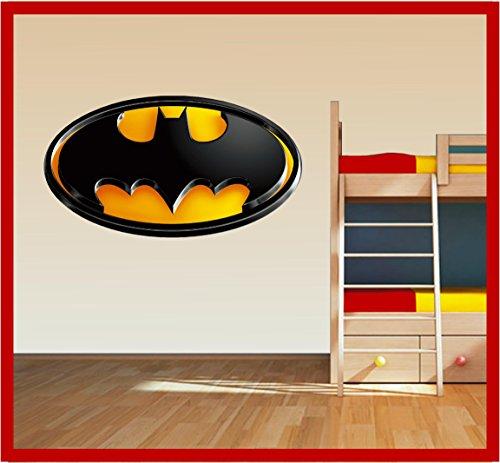 Adhesivo de vinilo con el logotipo de Batman (SS40070)