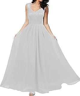 REPHYLLIS Women Sexy Vintage Party Wedding Bridesmaid Formal Cocktail Dress