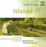 Sibelius: Symphony No. 5 / Violin Concerto (2001-04-02)