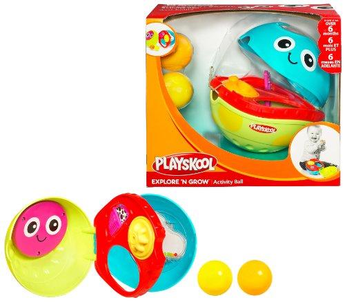 playskool Hasbro 391211480 - Jeu d'éveil - Boule à Surprises