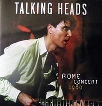Talking Heads : Live in Rome 1980 ~Cd [Import] Digi Pack