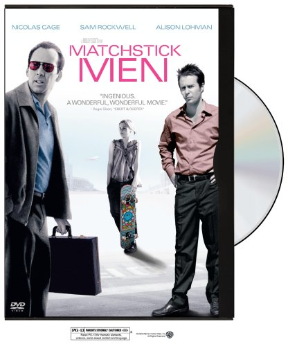 Tricks of the Trade: Making 'Matchstick Men'