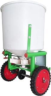 TECHTONGDA 265lbs Tow-Behind ATV Spreader Tractor Seeder Universal Fertilizer Seed Lawn Spreader