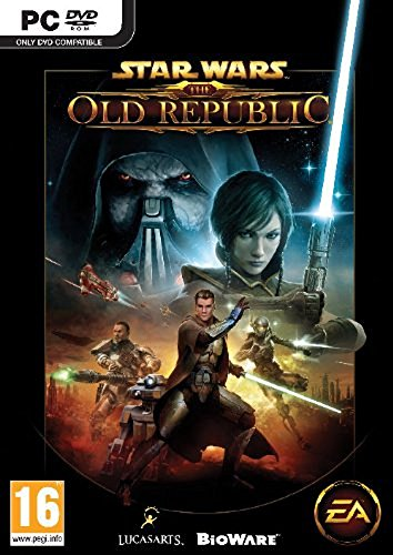 Electronic Arts STAR WARS: The Old Republic, PC - Juego (PC, PC, MMORPG, RP (Clasificación pendiente), 1512 MB, AMD Athlon 64 X2 Dual Core/Intel Core 2 Duo, ATI XT1800/NVIDIA...