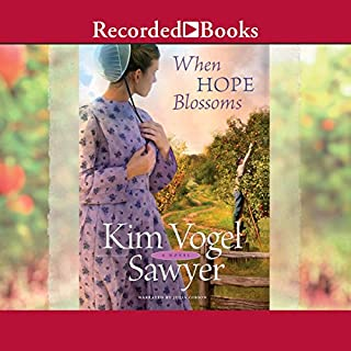 When Hope Blossoms audiobook cover art