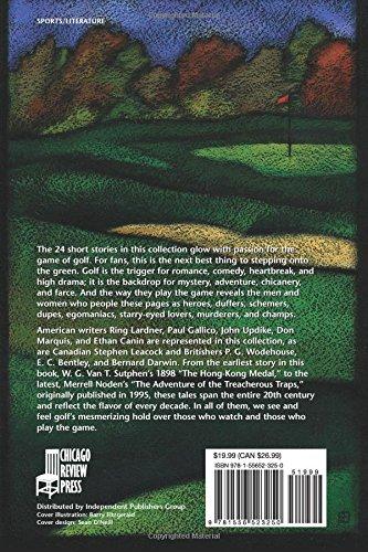 Golf's Best Short Stories (Sporting's Best Short Stories series)
