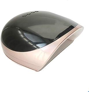 SGSG Lámpara de uñas LED 68w UV Led Secador de uñas para Todos los geles de uñas Lámpara de uñas de Doble luz Herramienta de Arte de uñas 10s / 30s / 60s Lámparas de uñas Pantalla LCD