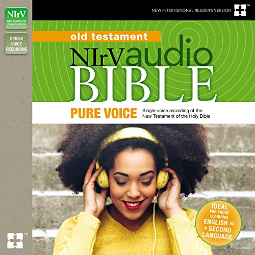 『Pure Voice Audio Bible - New International Reader's Version, NIrV: Old Testament』のカバーアート