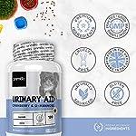 Animigo Aide Urinaire pour Chien Cranberry D-Mannose 120 Comprimés 100% Naturels Goût Poulet #3