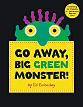 Best go away big green monster by ed emberley Reviews