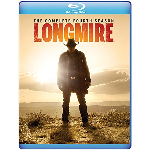 Longmire: The Complete Fourth Season [Blu-ray] [Import anglais]