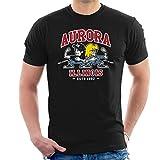 Cloud City 7 Waynes World Party Time Aurora Illinois Men's T-Shirt