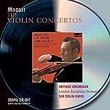 Clara Haskil: Mozart: The Violin Concertos (Audio CD (Remastered))