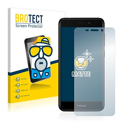 BROTECT Protector Pantalla Anti-Reflejos Compatible con Honor 6C Pro (2 Unidades) Pelicula Mate Anti-Huellas