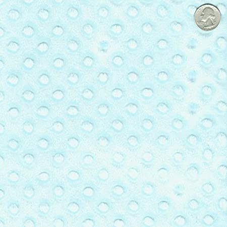 60 Navy Minky Dot Fabric-12 Yards By The Bolt VF403