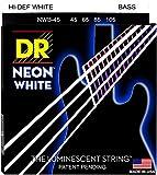 Best Bass Strings - DR Strings HI-DEF NEON Bass Guitar Strings (NWB-45) Review