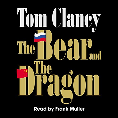 The Bear and the Dragon cover art