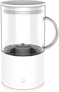 Milk Frother, Skycare Electric Milk Steamer Soft Foam Maker for Hot and Cold Milk Froth, Cappuccino, Coffee, Latte