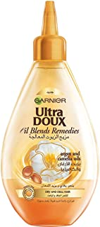 Garnier Ultra Doux The Marvelous Oil Blends Remedies with Argan and Camelia Oils 140 ML