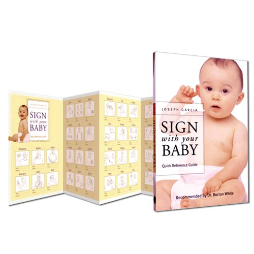 SIGN with your BABY ASL Quick Reference Guide - English, Spanish and American Sign Language
