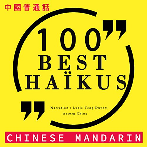 100 best haïkus in chinese mandarin Titelbild