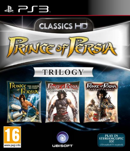Ubisoft Prince Of Persia HD Trilogy - Juego (PlayStation 3, Acción / Lucha, Ubisoft)