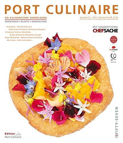 PORT CULINAIRE NO. FIFTY-SEVEN: Ein kulinarischer Sammelband