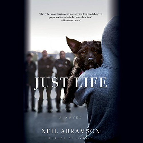 Just Life audiobook cover art