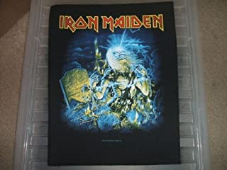 Iron Maiden Live After Death Giant Back Patch (Official Licensed Product)